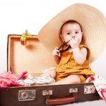 donde viajar con un bebe por europa