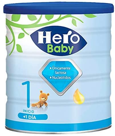 hero baby leches de formulas para bebes