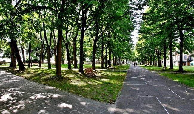 Giardini di Sant Elena venecia parques infantiles