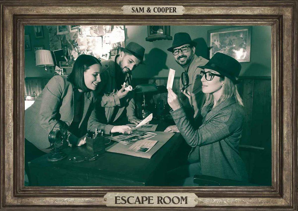 Escape Room sevilla con bebe