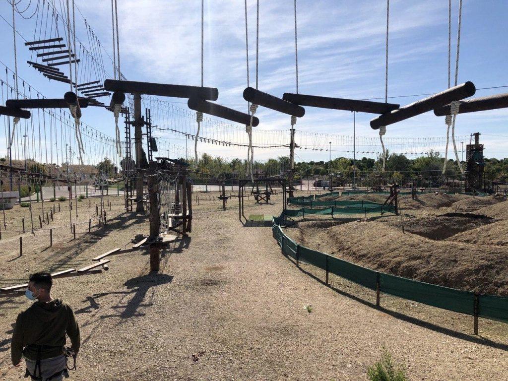 parque vertical leganes