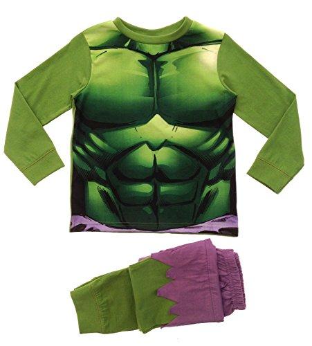 pijama de hulk