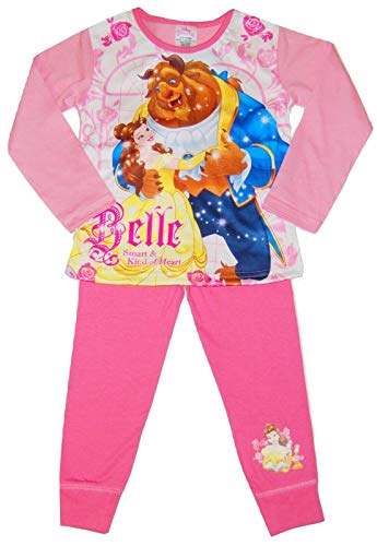 pijama la bella y la bestia