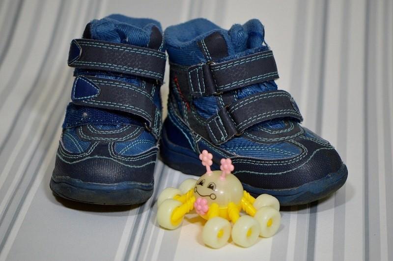 Los mejores zapatos para los primeros pasos de un bebe