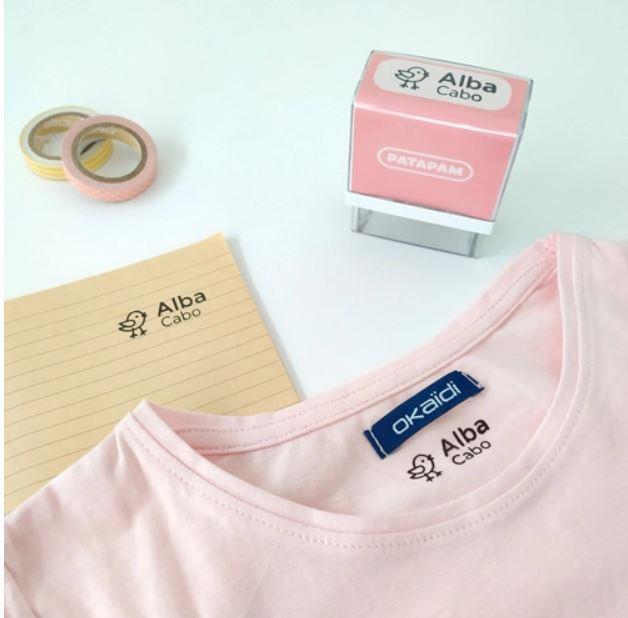 sellos para la ropa